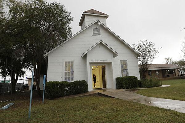 The church in Texas