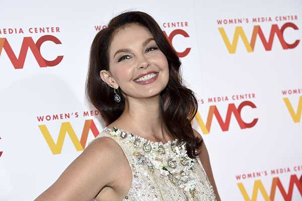 Ashley Judd, who started this revolution