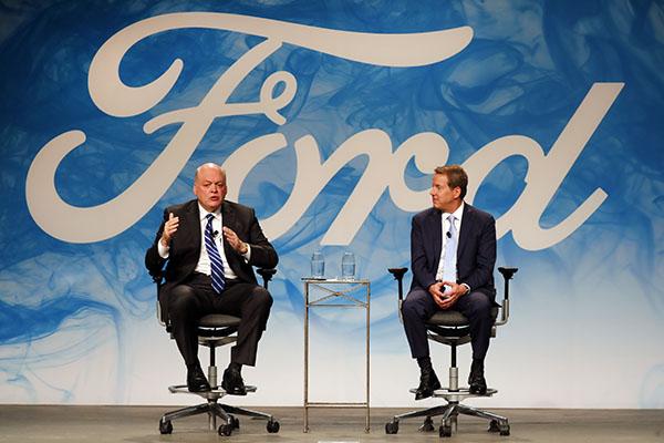 Ford CEOs