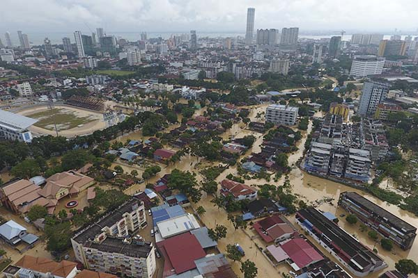 Malaysia Flooding
