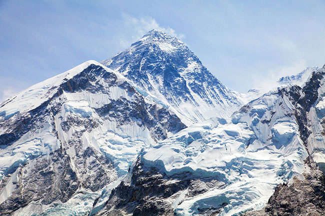 The Top Ten The World S Highest Mountains