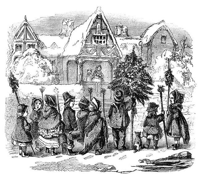 Where Is Christmas Not Celebrated.Origins Of The Christmas Holiday