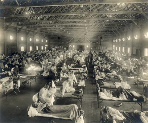 Spanish Flu Epidemic