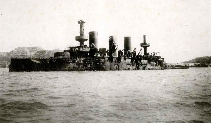 The Russo-Japanese war began when the Japanese launched a surprise attack on the Russian fleet at Port Arthur in northeast China.