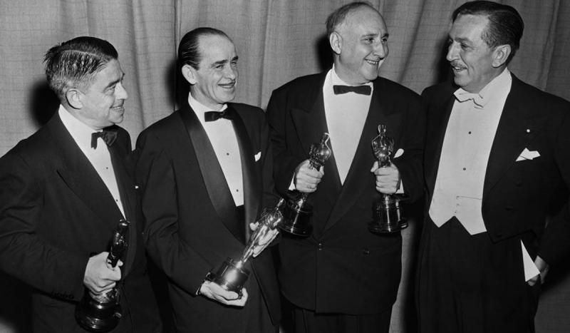 The Academy Awards were first televised.