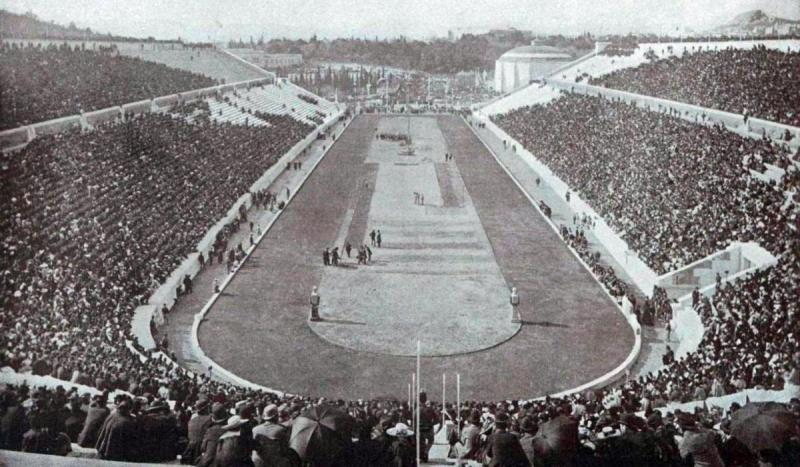 First modern Olympic Games opened in Athens, Greece.