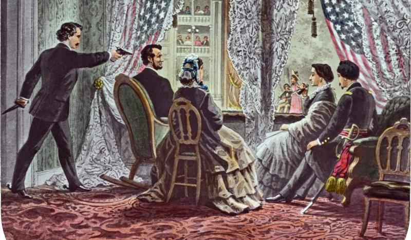 Abraham Lincoln was assassinated by John Wilkes Booth.