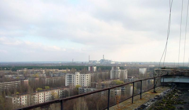 The worst nuclear power plant accident in history occurred at Chernobyl, near Kiev, U.S.S.R.