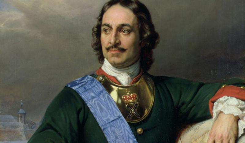 Russia's Peter the Great levied a tax on bearded men.