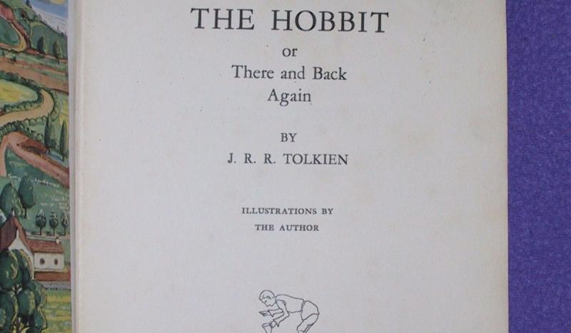 The Hobbit by J.R.R. Tolkein was first published.