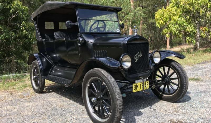 Henry Ford introduced the first mass-produced automobile on the market—the Model T car to the