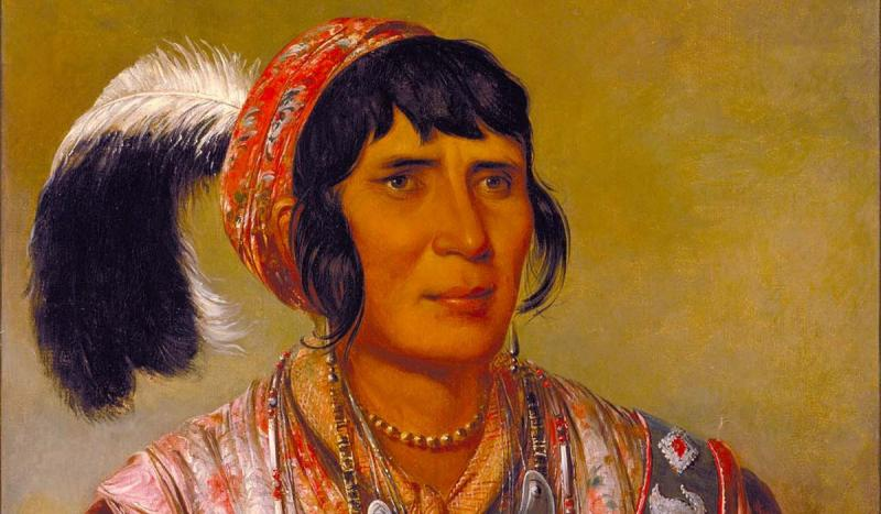 Seminole chief Osceola was captured as he carried a white flag of truce during the Second Seminole W
