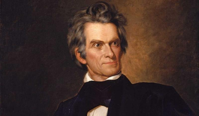 John C. Calhoun became the first vice president in U.S. history to resign from office.